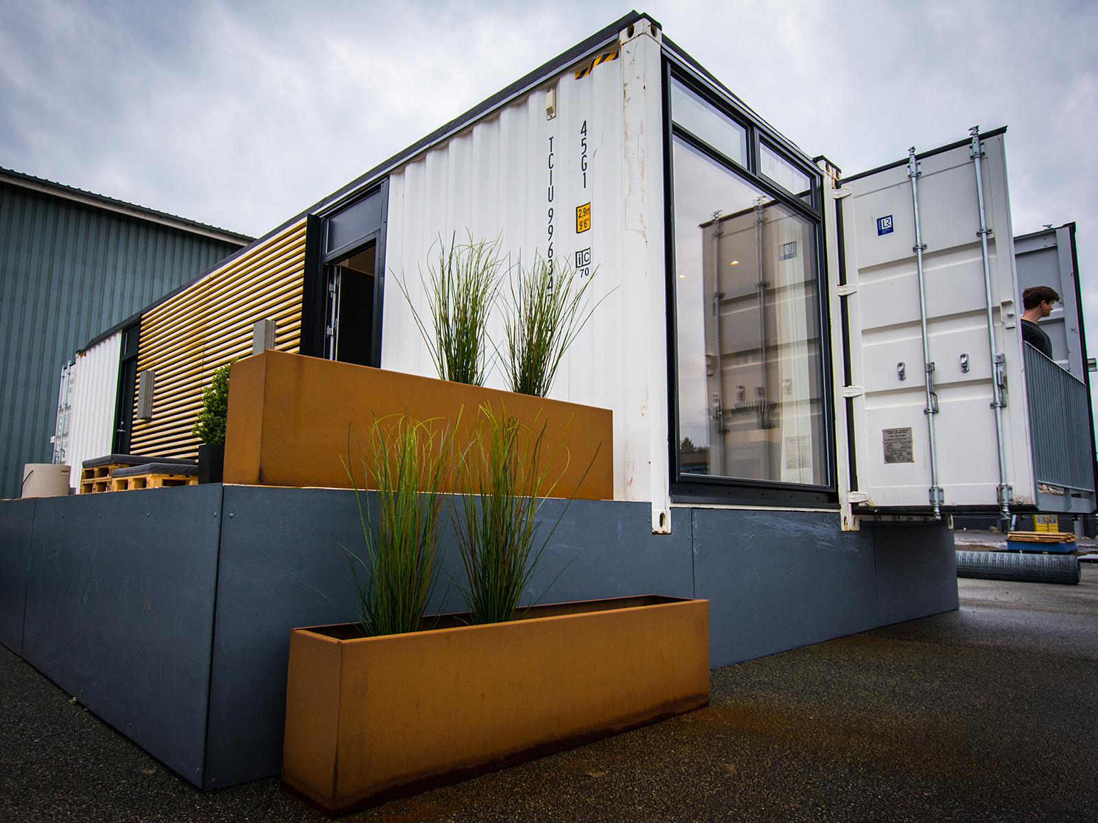 Containerbolig | Container Living