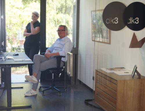 Utraditionelle rammer bliver kontor for dansk designvirksomhed