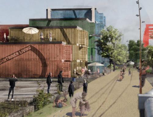 Byggeri i Sporbyen Randers udvalgt som Ugens Projekt af Byggefakta