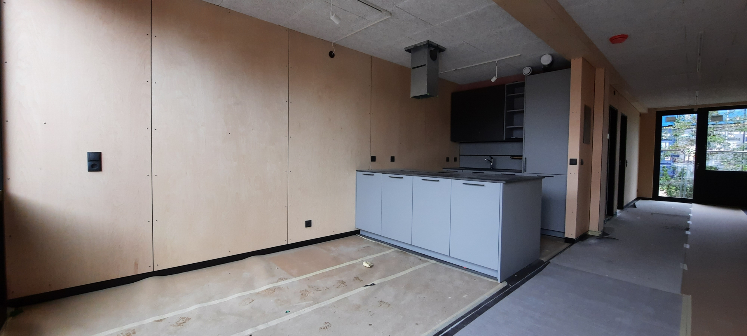 Køkken 60m2 bolig | Container Living Musicon